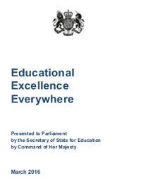 Education White Paper